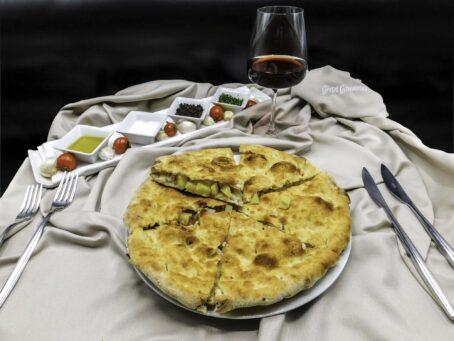 Con Porchetta e Patate - Gran Gourmet Ristorante Bacau