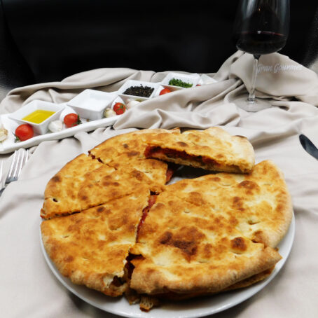 Melanzane e Ventricina - Gran Gourmet Ristorante Bacau
