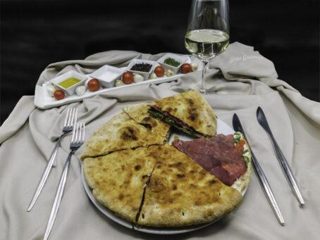 Philadelphia e Bresaola - Gran Gourmet Ristorante Bacau