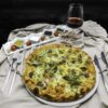 Pizza Porcini e Lardo - Gran Gourmet Ristorante Bacau